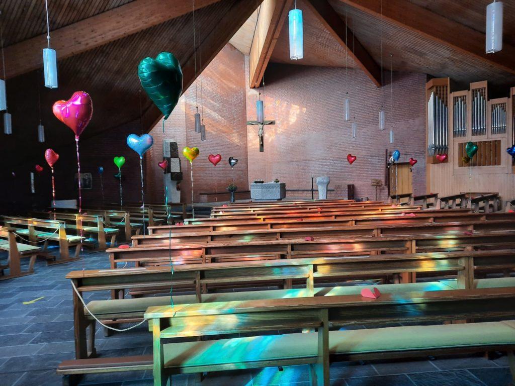 14. Februar in St. Johannis
